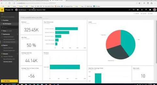 Microsoft Dynamics NAV 2017: Integration with Dynamics CRM
