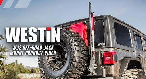 WJ2 Off Road Jack Mount