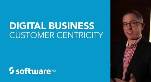 Software AG Interview: Customer Centricity