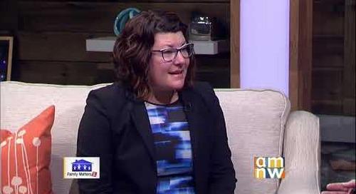 Providence KATU Family Matters 10/10/18 AMNW Conversations on Aging