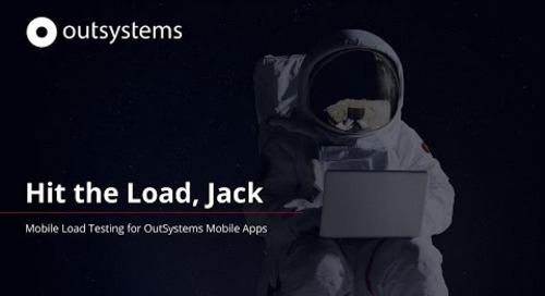 Hit The Load, Jack: Load Testing OutSystems Mobile Apps