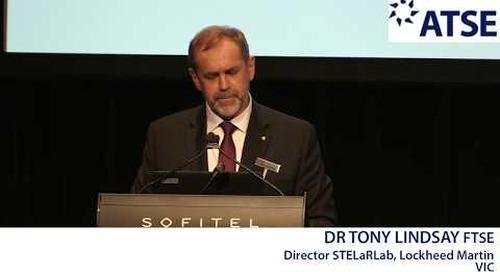 ATSE 2017 New Fellow: Dr Tony Lindsay FTSE