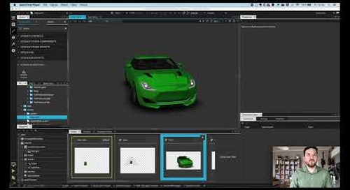 Real-time 3D made easy with Qt Design Studio and Qt Quick 3D