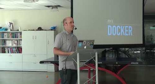 Container Wars – Matthew Kocher