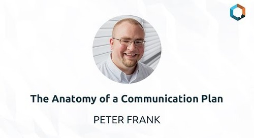 The Anatomy of a Communication Plan
