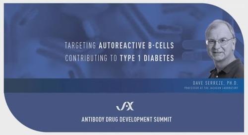 JAX Antibody Development Summit - Dave Serreze