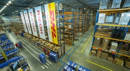 Vision Picking at DHL - Augmented Reality in Logistics