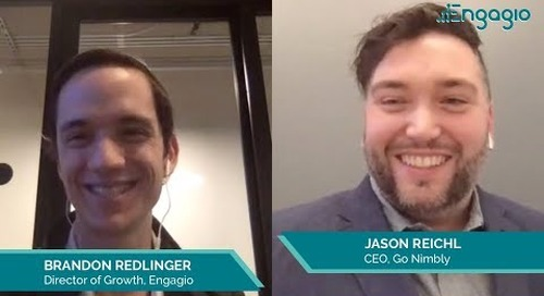 """""""What Role Does Revenue Operations Play in ABM?"""" with Jason Reichl of Go Nimbly"""