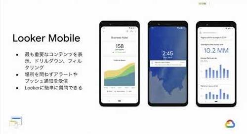 BEACON Japan:Lookerプロダクト最新情報