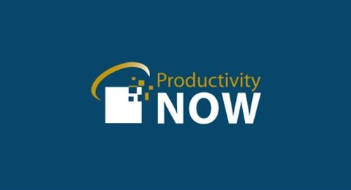 Better Position Your Company with ProductivityNOW