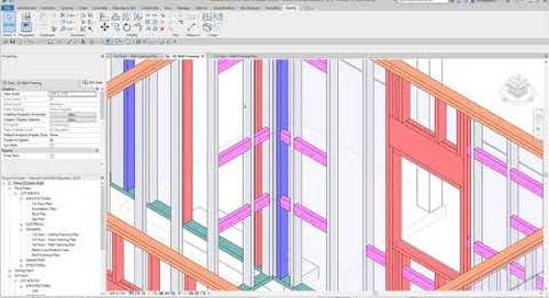 10-1-18 VisionREZ Wall Framing Cabinet Blocking