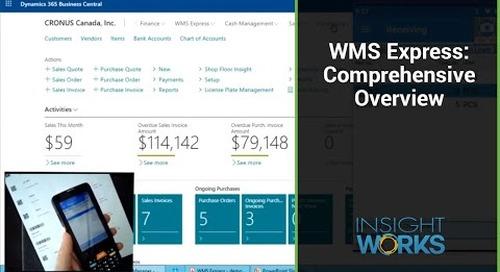 WMS Express - Comprehensive Overview