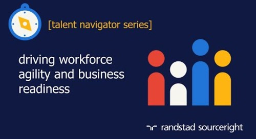 driving workforce agility and business readiness | talent navigator series