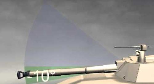 CMI Defence Rosomak WILK Barrel Hop
