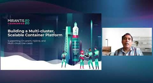 S&P Global: Building a Multi-Cluster, Scalable Container Platform
