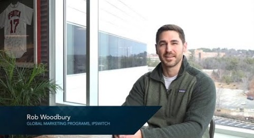 Ipswitch Customer Experience - Rob Woodbury, GMP