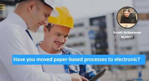 The Forced Evolution From Paper to Electronic Review and Approvals