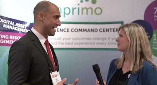 Aprimo Discusses Creativity and Automation at ContentTECH with Noz Urbina