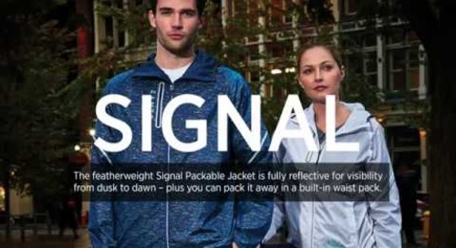 Signal Packable Jacket