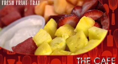 Tops Fresh Fruit Promotion