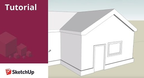Getting Started with SketchUp - Part 2