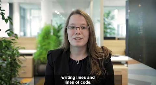 Discover Sopra Banking Software with Elise, Design and Development Engineer