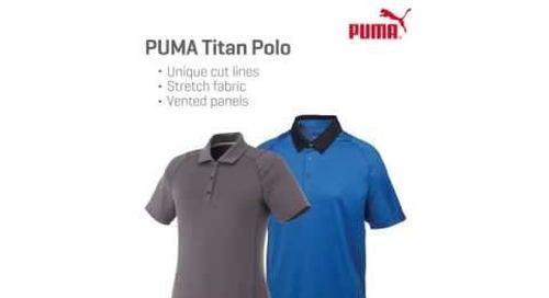 PUMA Titan Polo