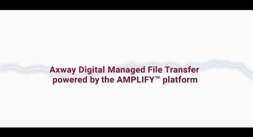 AMPLIFY Managed File Transfer Overview