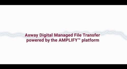 Axway Digital MFT Overview