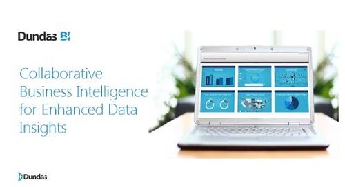 Collaborative BI for Enhanced Data Insights