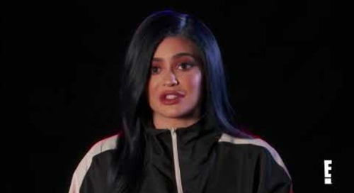 Kylie Jenner's Edited