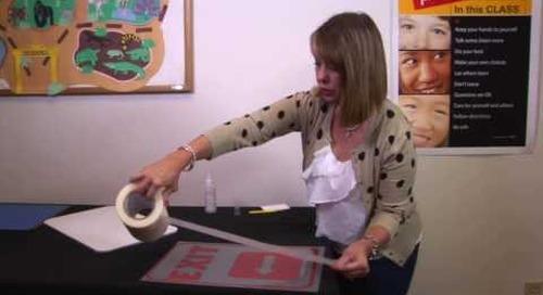 VariQuest Vinyl Video- Weeding, Transferring & Applying Vinyl (Chapter 3)