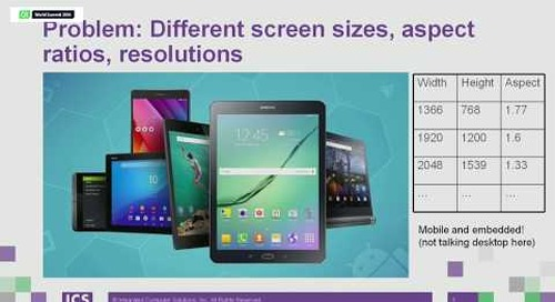 QtWS16- A Simple Way to Create a QML UI for any Screen Size or Resolution, Chris Cortopassi, ICS