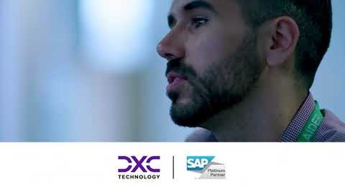 Why DXC for SAP