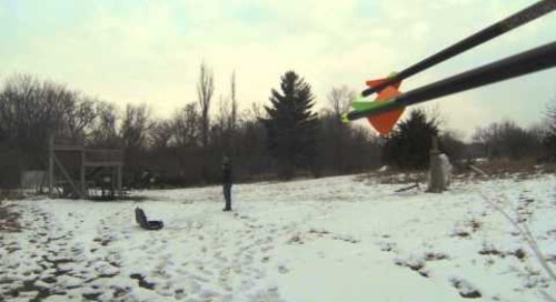 Archery is Catching Fire - Part 4