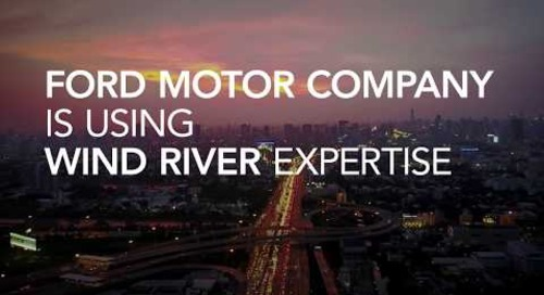 Customer Announcement - Ford Motor Company