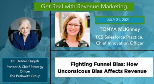 How Unconscious Bias in Diversity Affects Revenue | Tonya McKinney