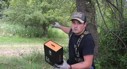 Spartan Trail Camera Review and Set Up