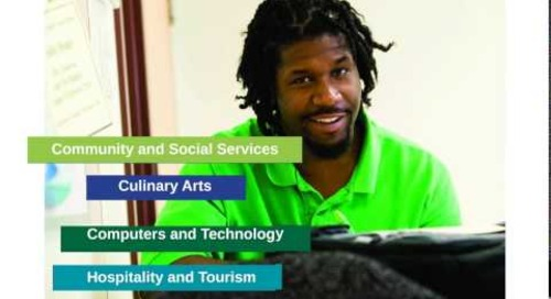 Get the Algonquin College Experience