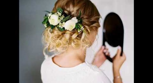 Irresistible Bridal Hairstyles For Long Locks