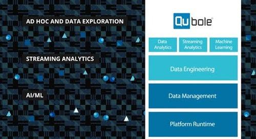 Open Data Lake Explainer   Qubole