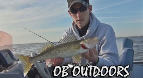 Lake Winnebago Walleye Action - OB Outdoors: Episode 7