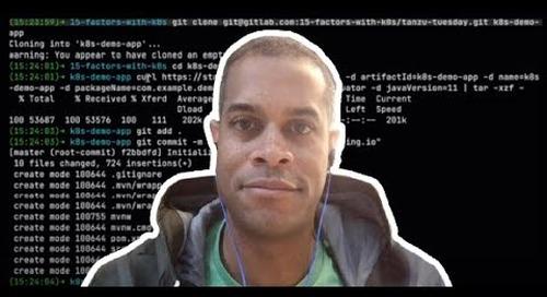 Tanzu.TV/code - Shipping Spring Configuration with Mario Gray