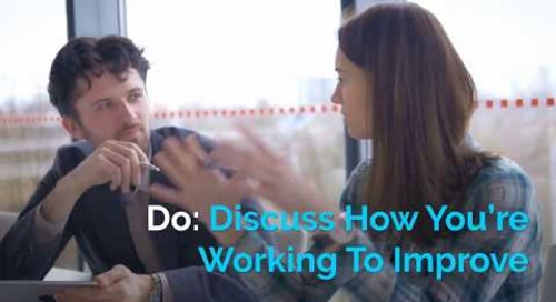 How To Address Weaknesses During An Interview
