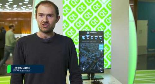 Mapbox Navigation Solution in Rimac IVI – Built with Qt