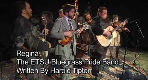 Bristol's Big Room - ETSU Bluegrass Pride Band