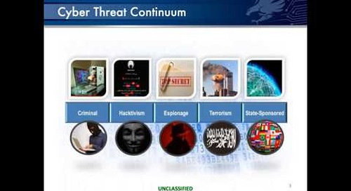 FBI Cyber Squad: Surging Cyber Threats to Watch in 2019 - Recorded Webinar