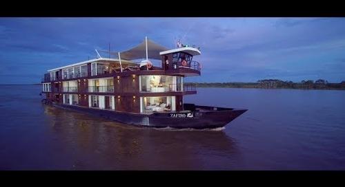 Amazon: A Luxury Wilderness Experience!