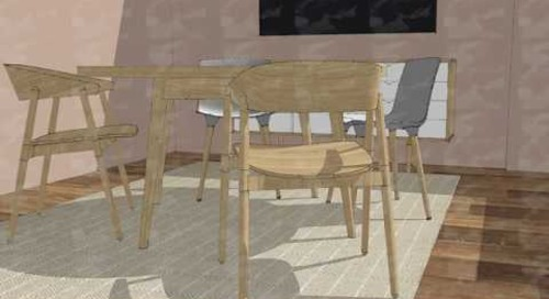 Add custom Styles to your design in SketchUp