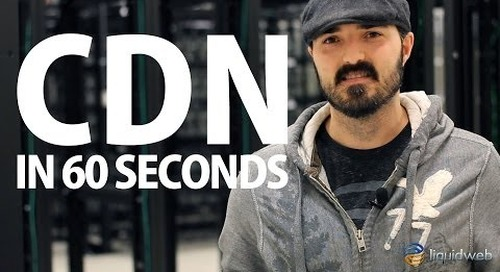 CDN Explained in 60 Seconds - Content Delivery Network